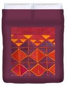 Kapa Patterns 6 Duvet Cover
