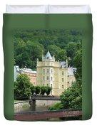Karlovy Vary 1 Duvet Cover