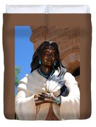 Kateri Tekakwitha Santa Fe Duvet Cover