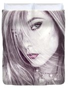Katrina Duvet Cover