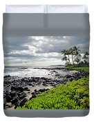 Kauai Afternoon Duvet Cover