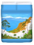 Kauai Hawaii Duvet Cover