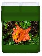 Kauai Hibiscus Duvet Cover
