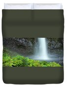 Kauai Inland Falls Duvet Cover