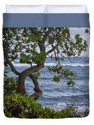 Kauai Shores Duvet Cover