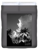 Kauai Storm Clouds Duvet Cover