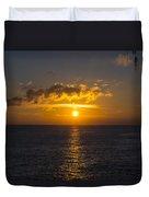 Kauai Sunset 4 Duvet Cover