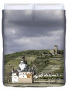 Kaubs Two Castles Duvet Cover