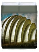 Kauffman Performing Arts Center 1  Duvet Cover