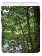 Kaulanen Lake Duvet Cover