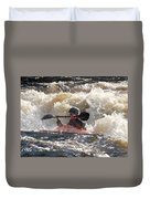 Kayak 6 Duvet Cover