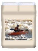Kayak 9 Just Relax Duvet Cover