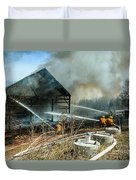 Keep Fire In Your Life #15 Duvet Cover