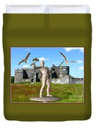 Keeper Of The Castle 4 Duvet Cover