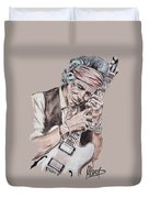 Keith Duvet Cover