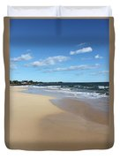 Kekaha Beach Duvet Cover