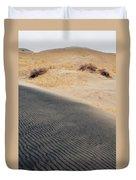 Kelso Dunes Portrait Duvet Cover
