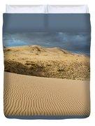 Kelso Singing Sand Dunes  Duvet Cover