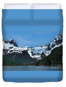 Kenai Fjords National Park Alaska Duvet Cover