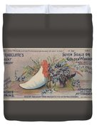 Kennedy And Co. Patent Remedy #2 Duvet Cover
