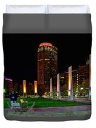 Kennedy Greenway 2637 Duvet Cover