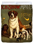 Kennel Club Duvet Cover