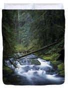 Kentucky Creek Duvet Cover