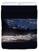 Kentucky Sunset Duvet Cover by John Parry