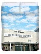 Kerr Building Duvet Cover
