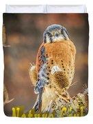Kestrel Nature Wear Duvet Cover