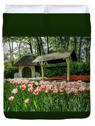 Keukenhof Gardens Duvet Cover