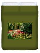 Keukenhof's Tulips Duvet Cover