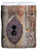 Key Hole Duvet Cover