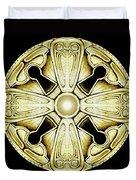 Key Knob Duvet Cover