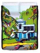 Key Largo Duvet Cover