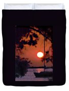 Key Largo Duvet Cover