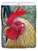 Key West Chicken Duvet Cover