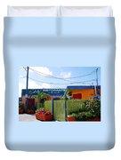 Key West Colors Duvet Cover