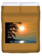 Key West Florida Duvet Cover