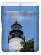 Key West Light Duvet Cover