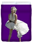 Key West Marilyn - Special Edition Duvet Cover