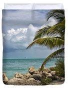Key West Paradise 4 Duvet Cover