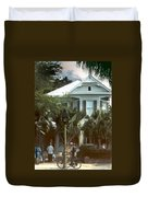 Keywest Duvet Cover by Steve Karol