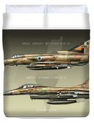 Kfir And Netz Duvet Cover