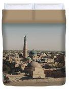 Khiva Duvet Cover