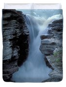 Kicking Horse River Duvet Cover