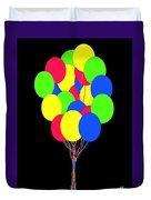 Kids Korner Balloons Duvet Cover