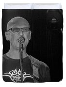 Kim Mitchell Duvet Cover