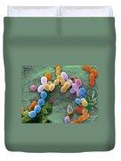 Kimchi Bacteria, Sem Duvet Cover