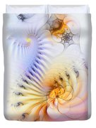 Kinetic Pantomime Duvet Cover